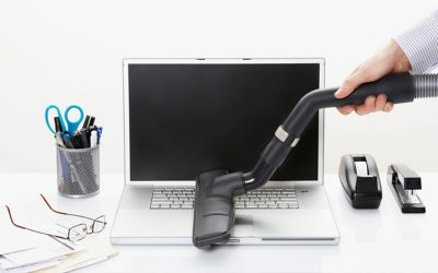 Cleaning-the-body-of-the-laptop-zhinko-ژینکو